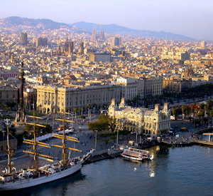 Turismo barcellona viaggio vacanza a barcellona for Barcellona vacanza