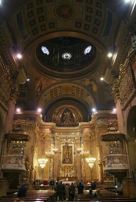 Basilica de la Mercè Barcellona