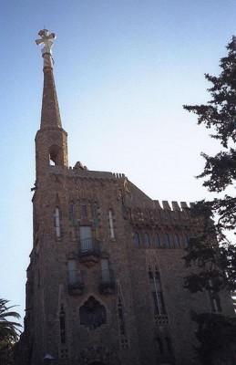 Torre Bellesguard Barcellona