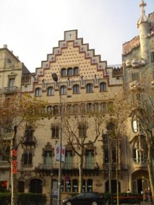 Casa Amatller Barcellona
