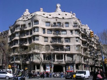 Casa Milà Barcellona