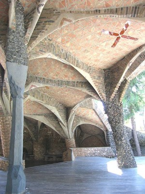 Colonia Guell Barcellona