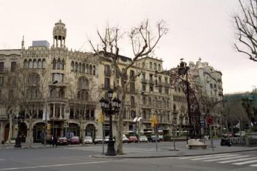 Manzana de la discordia Barcellona