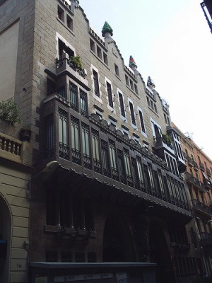 Palau Guell Barcellona