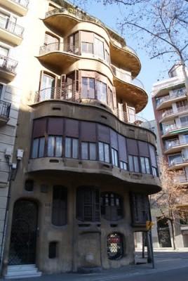 Casa Planells Barcellona